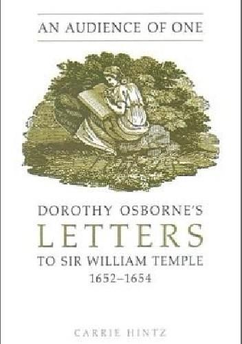 Okładka książki The letters of Dorothy Osborne to William Temple