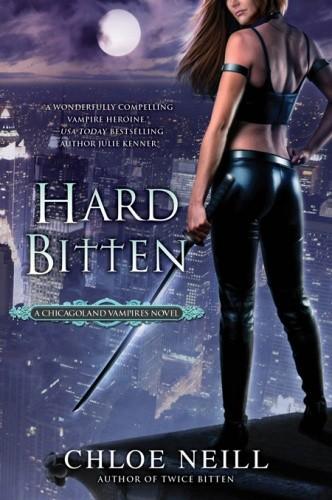 Okładka książki Hard Bitten