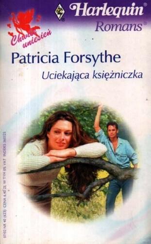 Okładka książki Uciekająca księżniczka