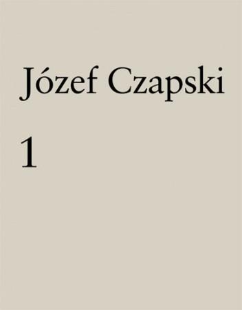 Okładka książki Wybrane strony. Z dzienników 1942–1991, t. 1