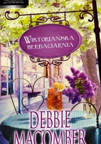 Okładka książki Wiktoriańska herbaciarnia