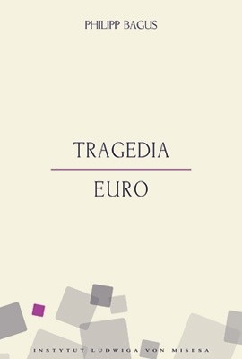 Okładka książki Tragedia Euro