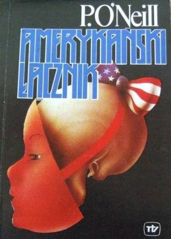 Okładka książki Amerykański łącznik