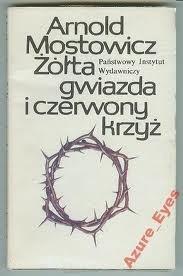 Okładka książki Żółta gwiazda i czerwony krzyż