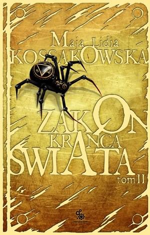 Okładka książki Zakon Krańca Świata Tom 2