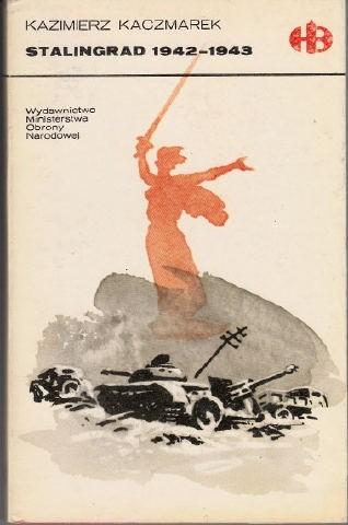Okładka książki Stalingrad 1942 - 1943