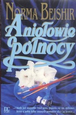 Okładka książki Aniołowie o  północy