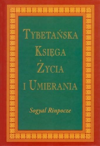 Okładka książki Tybetańska Księga Życia i Umierania
