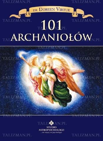 Okładka książki 101 Archaniołów