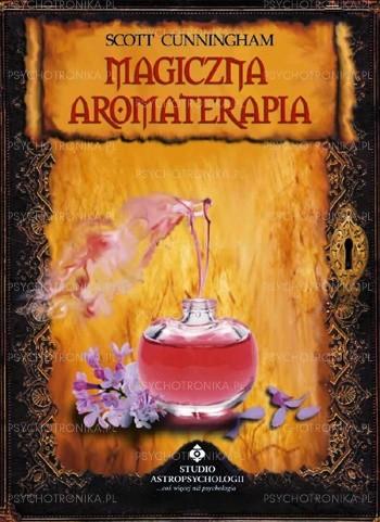 Okładka książki Magiczna Aromaterapia