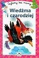 Okładka książki Wiedźma i czarodziej