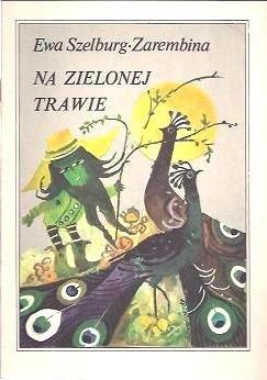 Okładka książki Na zielonej trawie
