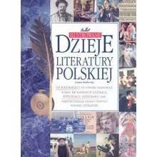 Okładka książki Ilustrowane dzieje literatury polskiej