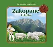 Okładka książki Zakopane i okolice