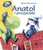 Okładka książki Anatol i przyjaciele