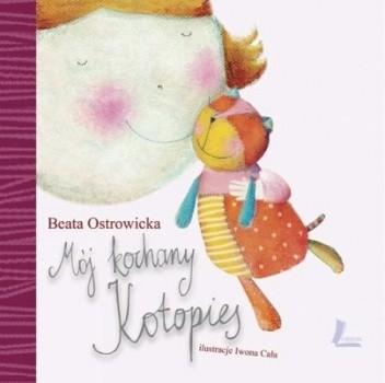 Okładka książki Mój kochany Kotopies