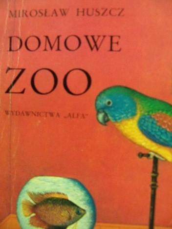 Okładka książki Domowe ZOO