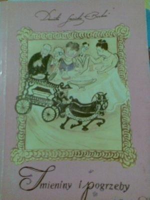 Okładka książki Imieniny i pogrzeby