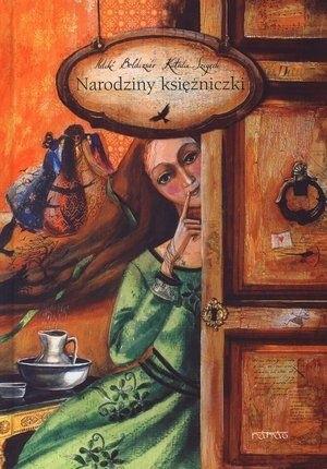 Okładka książki Narodziny księżniczki