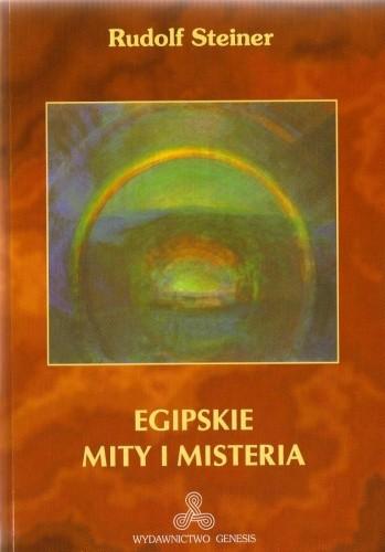 Okładka książki Egipskie mity i misteria