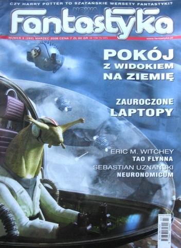 Okładka książki Nowa Fantastyka 282 (3/2006)