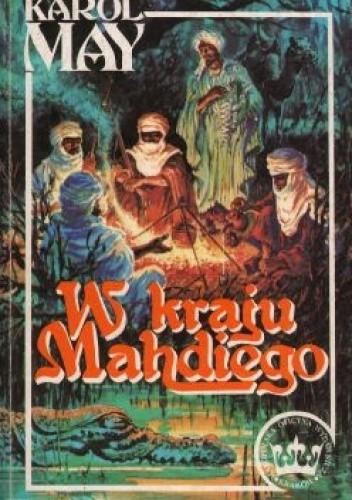 Okładka książki Mahdi