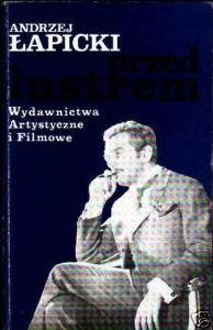 Okładka książki Przed lustrem