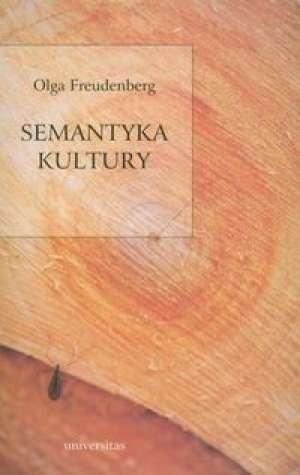 Okładka książki Semantyka kultury