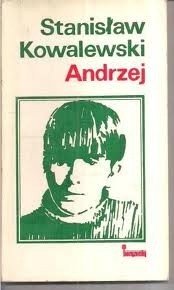 Okładka książki Andrzej
