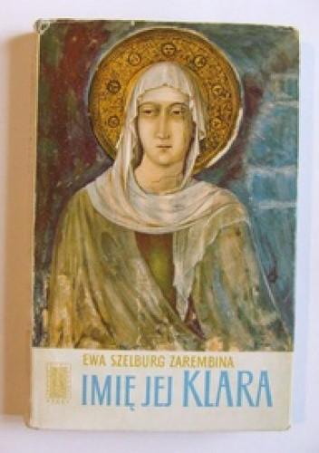 Okładka książki Imię jej Klara