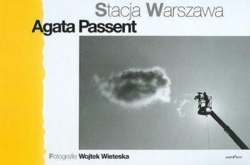 Okładka książki Stacja Warszawa