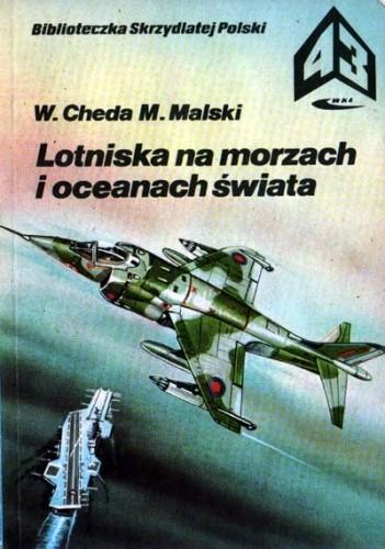 Okładka książki Lotniska na morzach i oceanach
