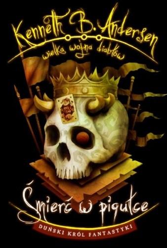 Okładka książki Śmierć w pigułce