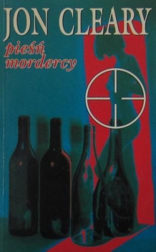 Okładka książki Pieśń mordercy