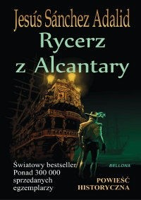 Okładka książki Rycerz z Alcantary