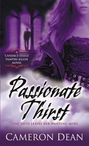 Okładka książki Passionate Thirst