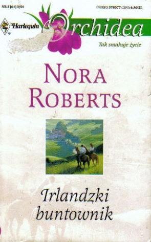 Okładka książki Irlandzki buntownik