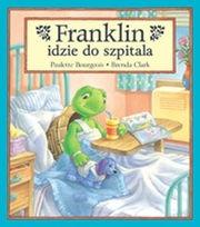 Okładka książki Franklin Idzie do Szpitala