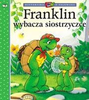 Okładka książki Franklin Wybacza Siostrzyczce