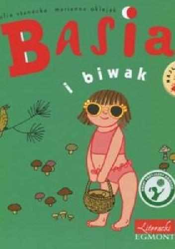 Okładka książki Basia i biwak