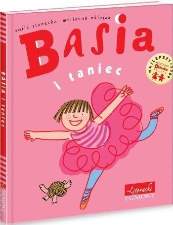 Okładka książki Basia i Taniec