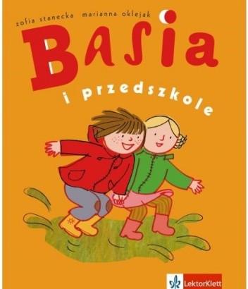 Okładka książki Basia i przedszkole