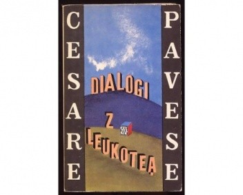 Okładka książki Dialogi z Leukoteą. Mit: szkice literackie