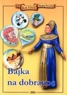 Okładka książki Bajka na dobranoc