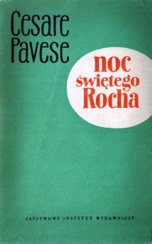 Okładka książki Noc Świętego Rocha