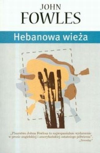 Okładka książki Hebanowa wieża