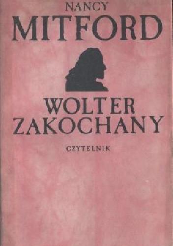Okładka książki Wolter zakochany