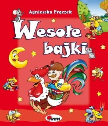 Okładka książki Wesołe bajki