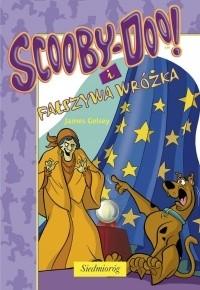 Okładka książki Scooby-Doo! i fałszywa wróżka