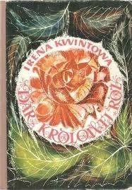 Okładka książki Dar Królowej Róż